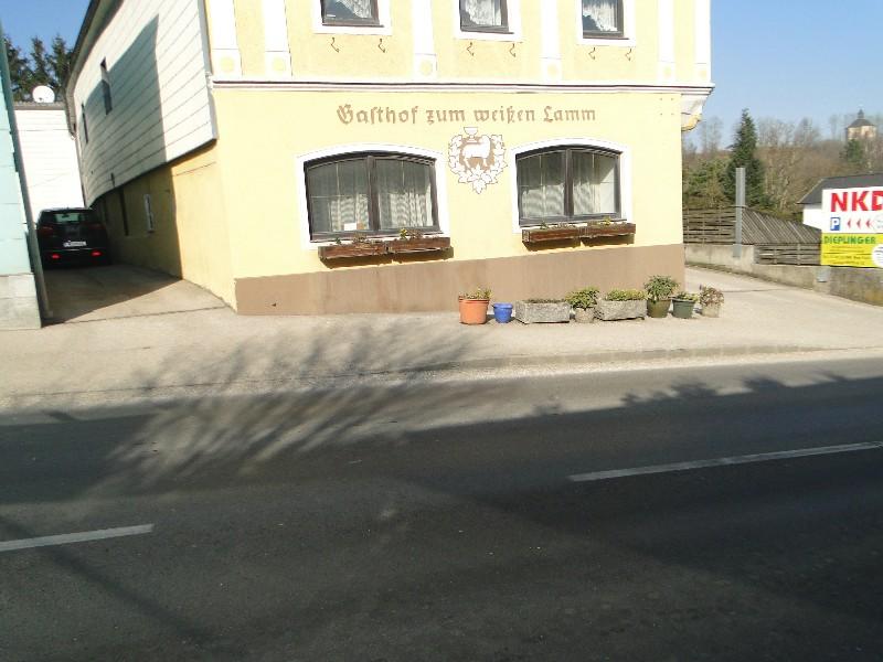 Gasthaus geschlossen